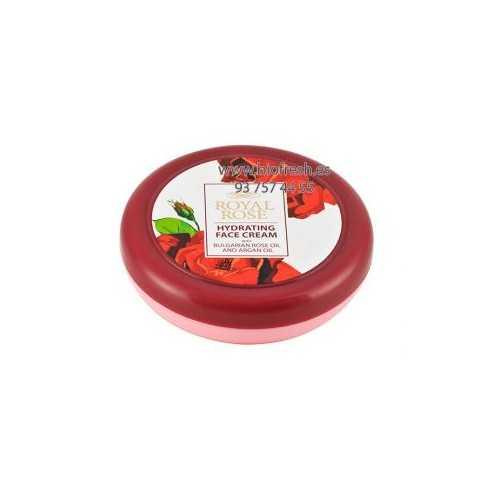 Crema Hidratante Facial 100 ml. Royal...