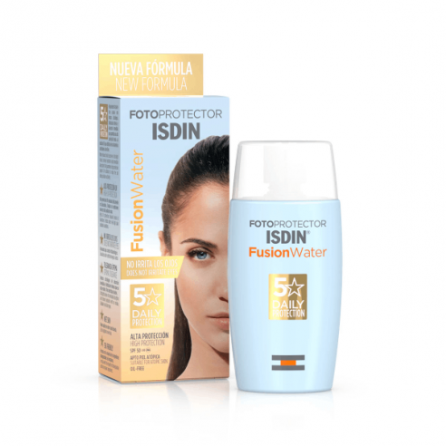 Isdin Fotoprotector Fusion Water 50+...