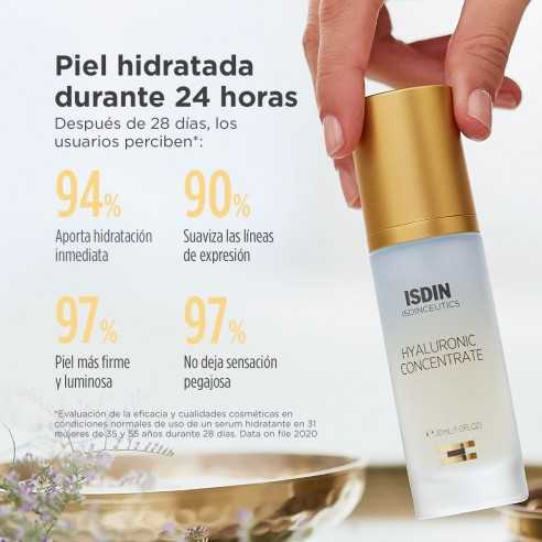 Isdinceutics Hyaluronic Concentrate...