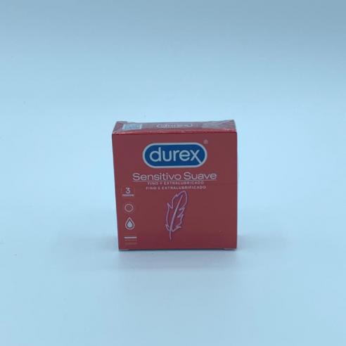 Durex Preservativos 3u Sensitivo
